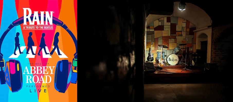 Rain - A Tribute to the Beatles at Stanley Theatre