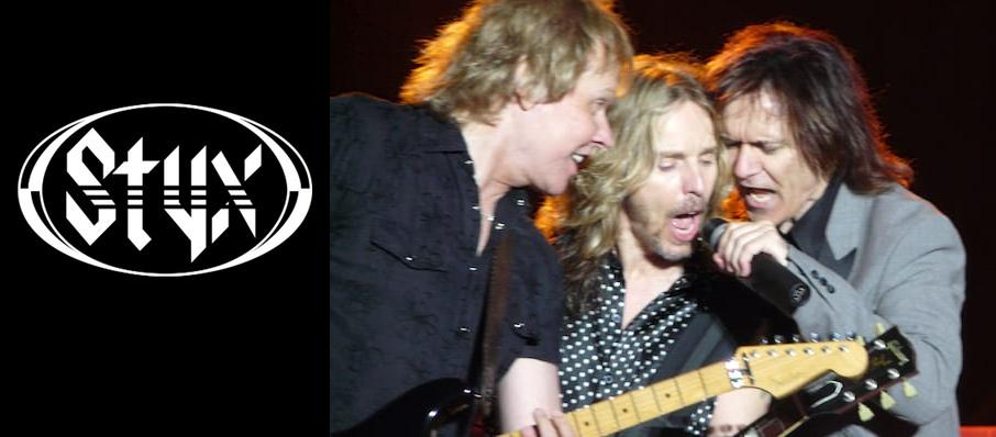 Styx at Stanley Theatre