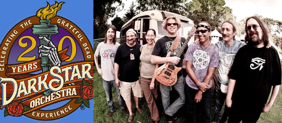 Dark Star Orchestra at Saranac Brewery