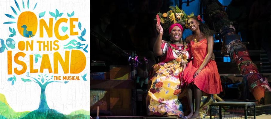 Once On This Island at Stanley Theatre